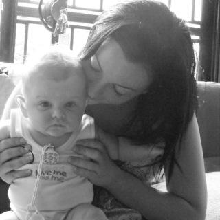 Mummy's boy…
