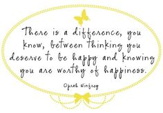 Oprah Lesson 11: The pursuit of happiness