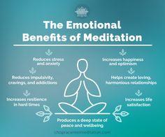 Oprah Lesson 13: Make meditation your muse